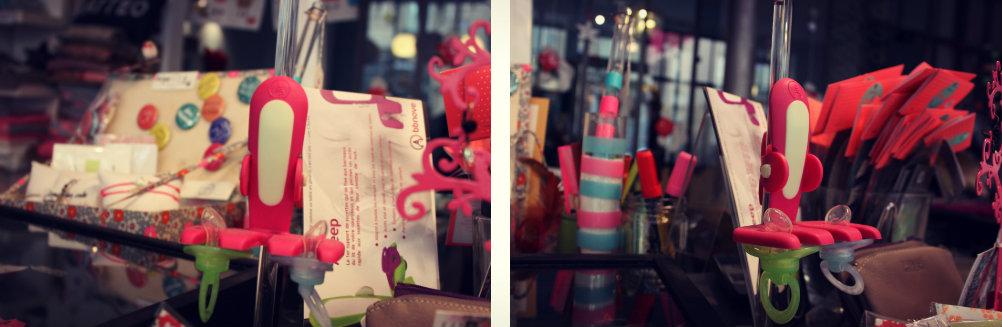 bbnove e-shop puériculture design - concept store made in france pour bébés La Dinette de Sophie Paris