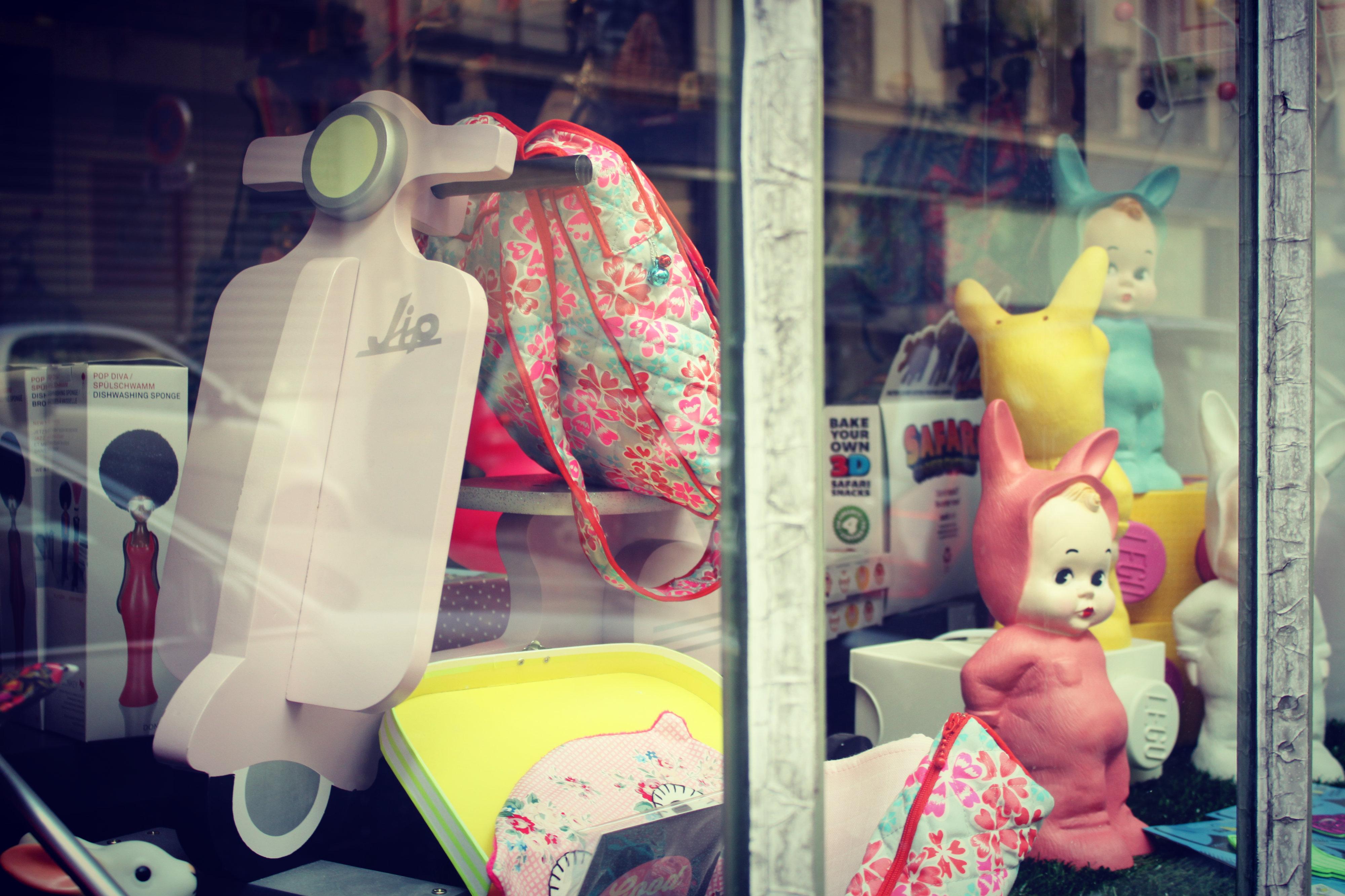 bbnove e-shop puériculture design - concept store made in france pour bébés La Dinette de Sophie