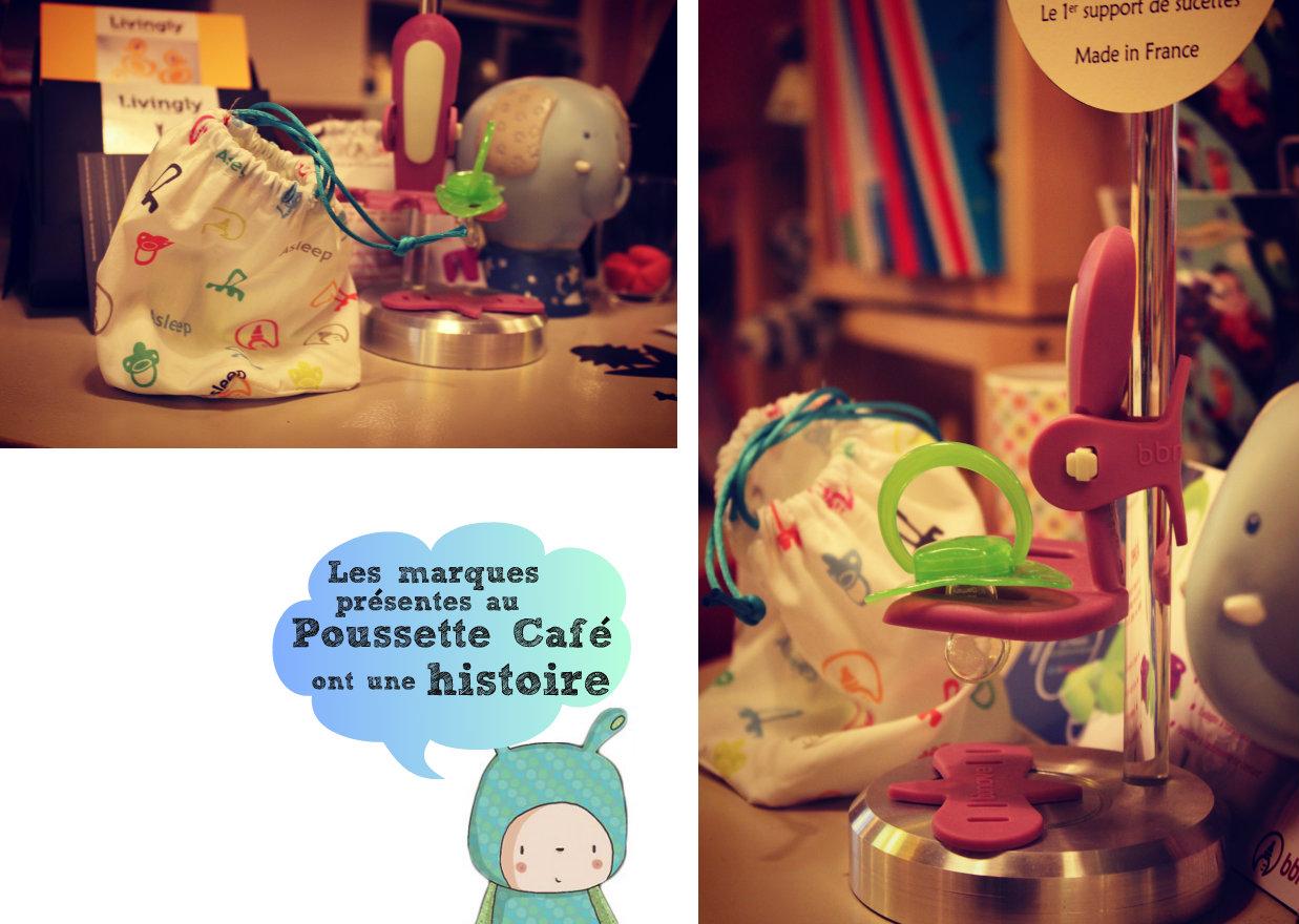 bbnove e-shop puériculture design - concept store made in france pour bébés Asleep bbnove Poussette Café Paris