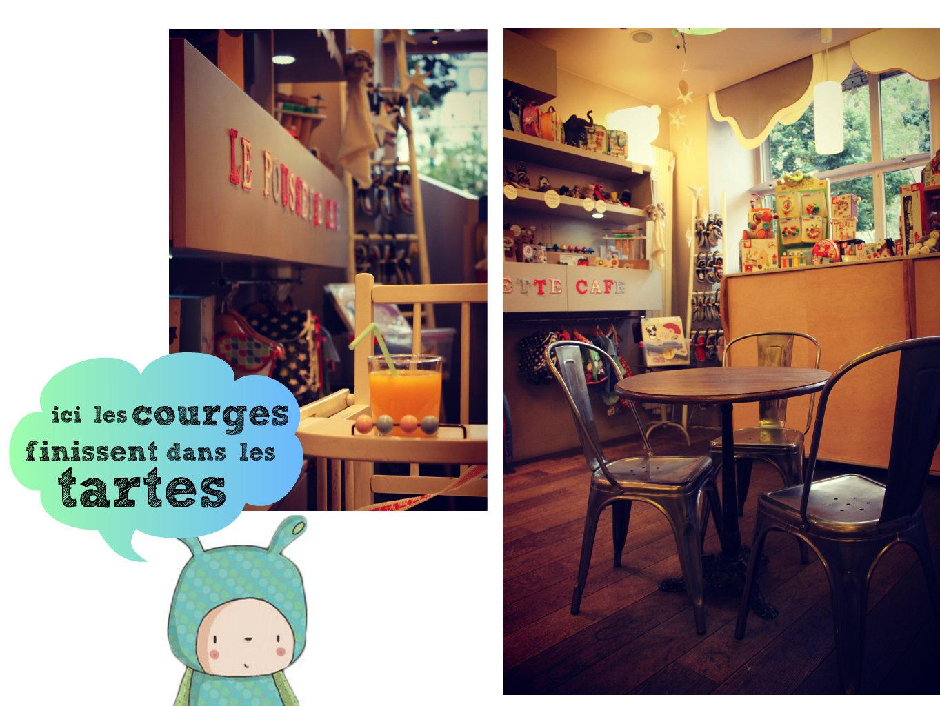 bbnove e-shop puériculture design - concept store made in france pour bébés Poussette Café Paris