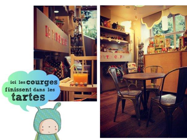 Poussette Café Paris