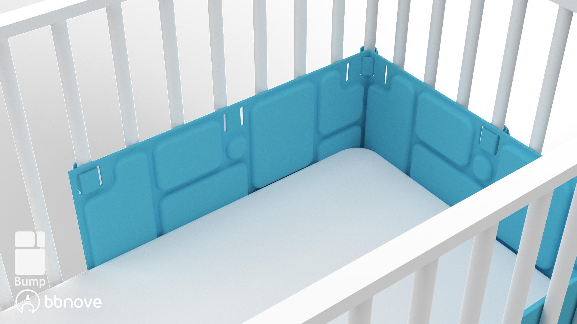 tour de lit bébé rigide L'exercice de style // Bbnove x Kvadrat – bbnove tour de lit bébé rigide